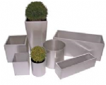 Aluzinc Square Planter